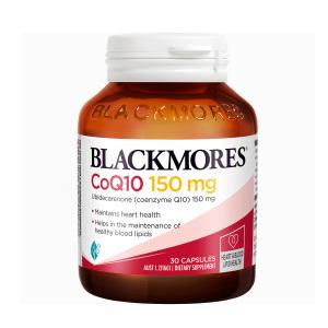 Blackmores 澳佳宝辅酶Q10软胶囊中老年心脏保护心脏脑部 30粒