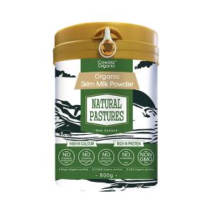 Cowala organic 咔哇熊有机脱脂奶粉800g (保质期:2020年12月)