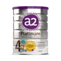 【新西兰直邮包邮】A2白金婴儿奶粉 4 段 3罐/箱(保质期至 2022年6月)