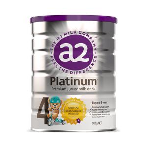 【新西兰直邮包邮】A2白金婴儿奶粉 4 段 6罐/箱(保质期至 2021年6月)