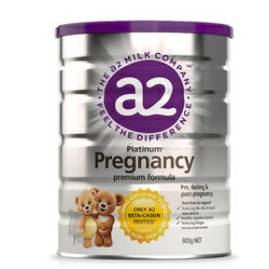【新西兰直邮包邮】A2 白金孕妇奶粉 900g 6罐/箱(新包装)(保质期到2020年9月)