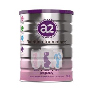 【新西兰直邮包邮】A2 新版孕妇营养配方奶粉 900g (6罐包邮) (保质期到2021年8月)