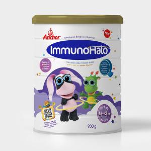 【新西兰直邮包邮】安佳儿童益生菌成长奶粉 900克 (3罐包邮)