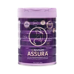 【新西兰直邮包邮】 Anmum 安满Assura倍御孕产妇奶粉800g(3罐包邮)