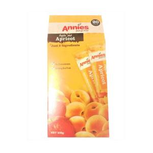 Annies 杏&苹果 水果糕 10g * 20