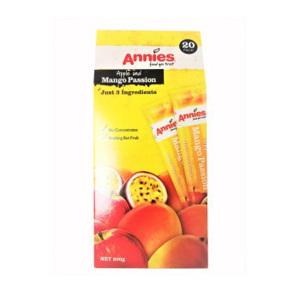Annies 芒果&苹果水果糕 10g *20