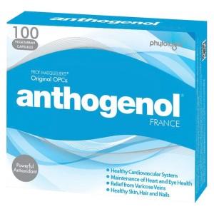 Anthogenol 月光宝盒原花青素胶囊 葡萄籽精华淡斑 100粒