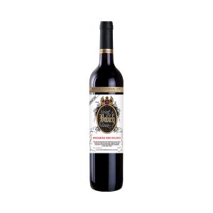 百祺复古高端红葡萄酒100年纪念版 750毫升 2瓶装(自带酒盒)