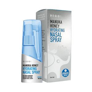 Beggi 麦努卡鼻炎喷 30ml 12岁以上可用