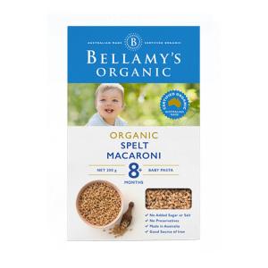 Bellamy's 贝拉米原味通心粉 适合8个月以上宝宝