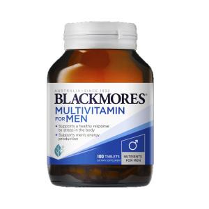 Blackmores 澳佳宝男性多种维生素 100粒