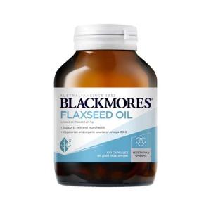 Blackmores  澳佳宝亚麻籽油胶囊100粒