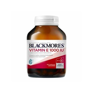 Blackmores 澳佳宝维生素E胶囊 100粒