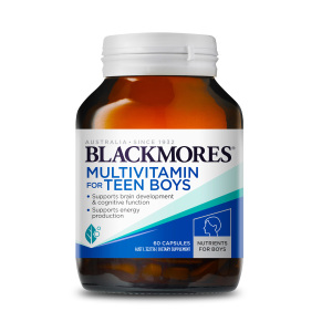 Blackmores 澳佳宝青少年男性多种维生素 60粒