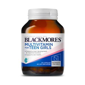 Blackmores 青少年女性多种维生素 60粒