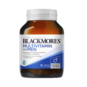 Blackmores 澳佳宝男性多种维生素 50粒