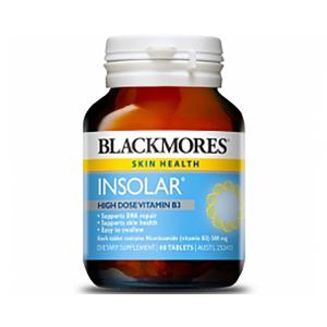 Blackmores 澳佳宝 浓缩维他命B3 烟酰胺焕白修护精华片 60片