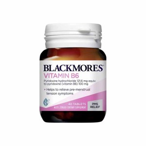 Blackmores 澳佳宝维他命 B6 40片