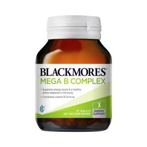 Blackmores 澳佳宝高浓度维生素B 75粒