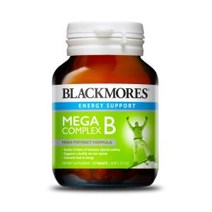 Blackmores 高浓度维生素B 75粒