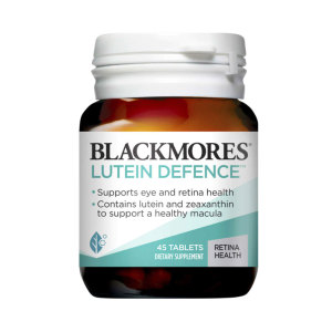 Blackmores 叶黄素护眼片 45粒