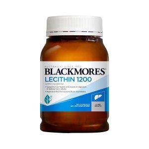 Blackmores 澳佳宝 卵磷脂胶囊1200mg 160粒