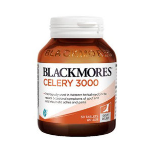 Blackmores 澳佳宝芹菜籽精华 50粒