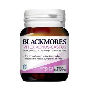 Blackmores 澳佳宝圣洁莓40粒