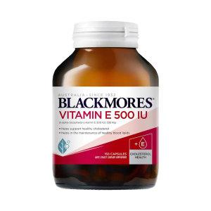 Blackmores 澳佳宝维生素E胶囊 150粒