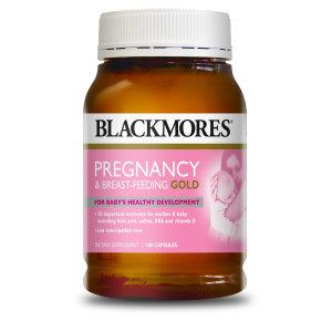 Blackmores 澳佳宝孕妇黄金营养素180粒
