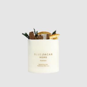 Blue Jacar 家居香氛干花蜡烛-暗夜沉香 285g