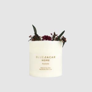 Blue Jacar 家居香氛干花蜡烛-挪威森林 285g