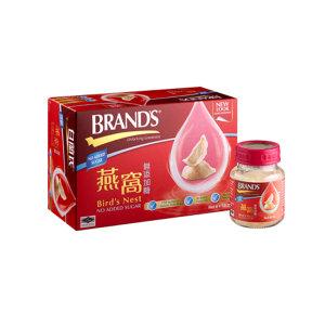 【仅限奥克兰本地邮寄】Brands 白兰氏 即食燕窝 68ml/瓶 (无糖)