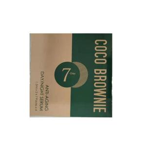 Coco Brownie 虾青素7天日夜精华 礼盒装(1.5ml*2*7片*4盒)