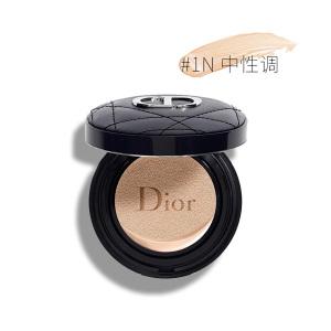 Dior 迪奥全新凝脂恒久气垫粉底 1N色号