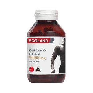 Ecoland 高含量红袋鼠精胶囊 90粒