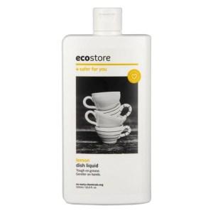 Ecostore 洗洁精 500ml 柠檬味