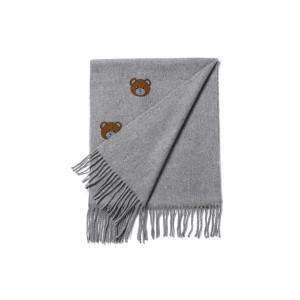 TA*小棕熊围巾