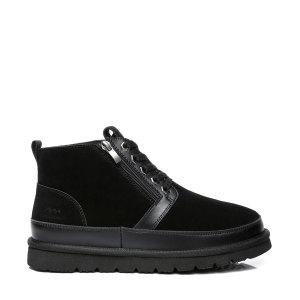 约翰逊男士时装鞋