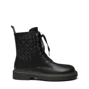 泰莎时装马丁靴