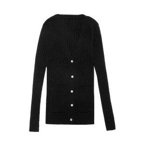 Wool Knitwear Cardigan