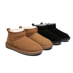 罗妮时尚雪地靴