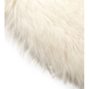 Single Long Wool Rugs 110cm