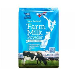 【新西兰直邮包邮】Theland 纽仕兰 成人脱脂奶粉 1kg(6袋包邮)