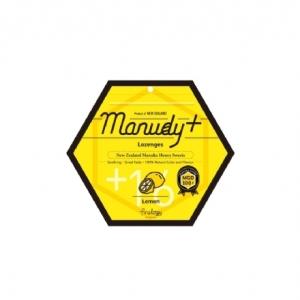 Finelogy Manudy+ 蜂蜜喉糖 柠檬味 100g