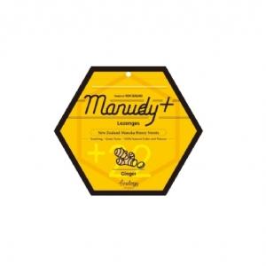 Finelogy Manudy+ 蜂蜜喉糖 生姜味 100g