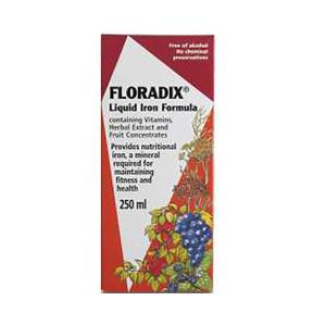 Floradix 德国铁元 250ml
