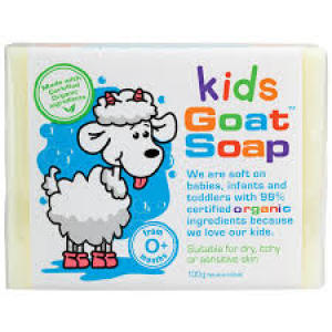 Goat 儿童山羊皂