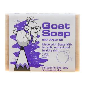 Goat 山羊皂 摩洛哥坚果油味
