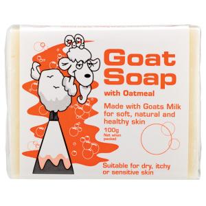 Goat 山羊皂燕麦味